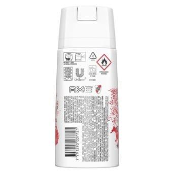 Desodorante Aerosol Axe Antitranspirante River X125ml