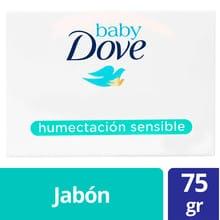 Jabón Dove Hidratación Sensible 75g