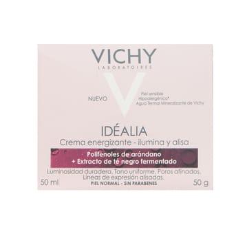 Crema Energizante Vichy Idealia para Pieles Normales a Mixtas 50ml