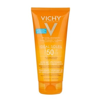 Gel Protector Invisible Vichy Ideal Soleil Fps 50 200ml