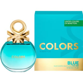 Benetton Colors Blue 80ml