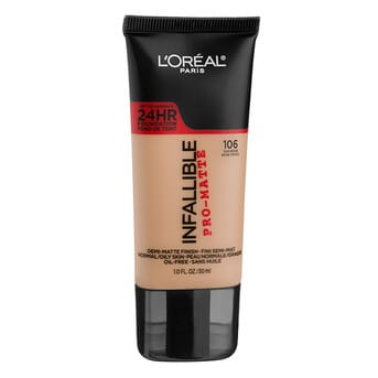 Infallible Pro Matte Base Larga Duración 45g
