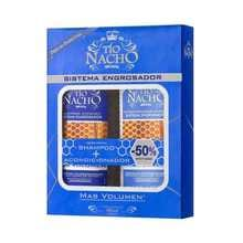 Monoestuche Tio Nacho Engrosador Shampoo + Acond 415ml