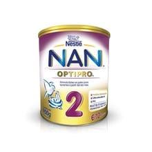 Nan 2 Optipro 900g  (6 A 12 M)
