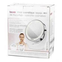 Espejo de Maquillaje Beurer Giratorio Con Luz Bs49