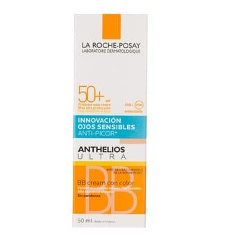 Anthelios Ultra Crema Color Fps 50+ 50ml La Roche Posay