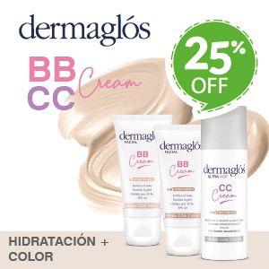 Dermaglos bb cc 25off
