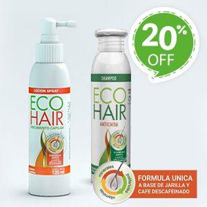 Eco hair 20off junio